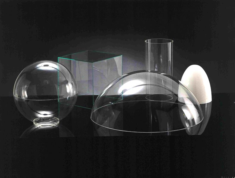 Acrylic Amp Plastic Fabrication Plastic Domes And Spheres