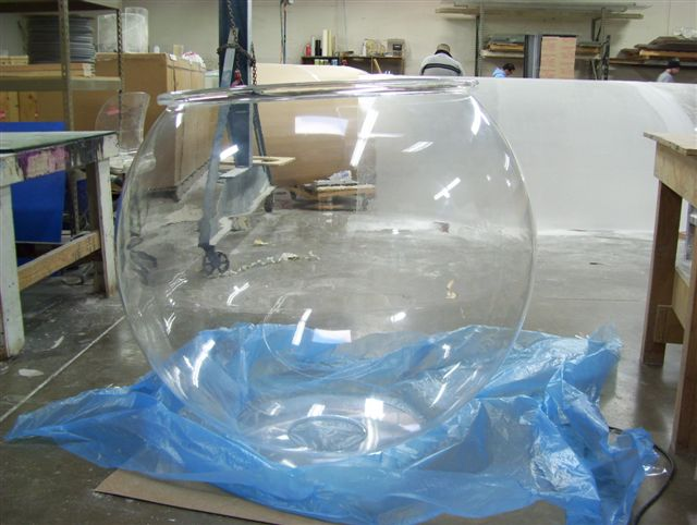 Gallery for Plastic fish bowls bulk