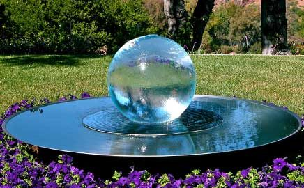 Sphere Water Fountain